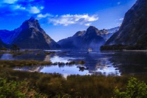 Metaphor for peak woke - a real mountain peak