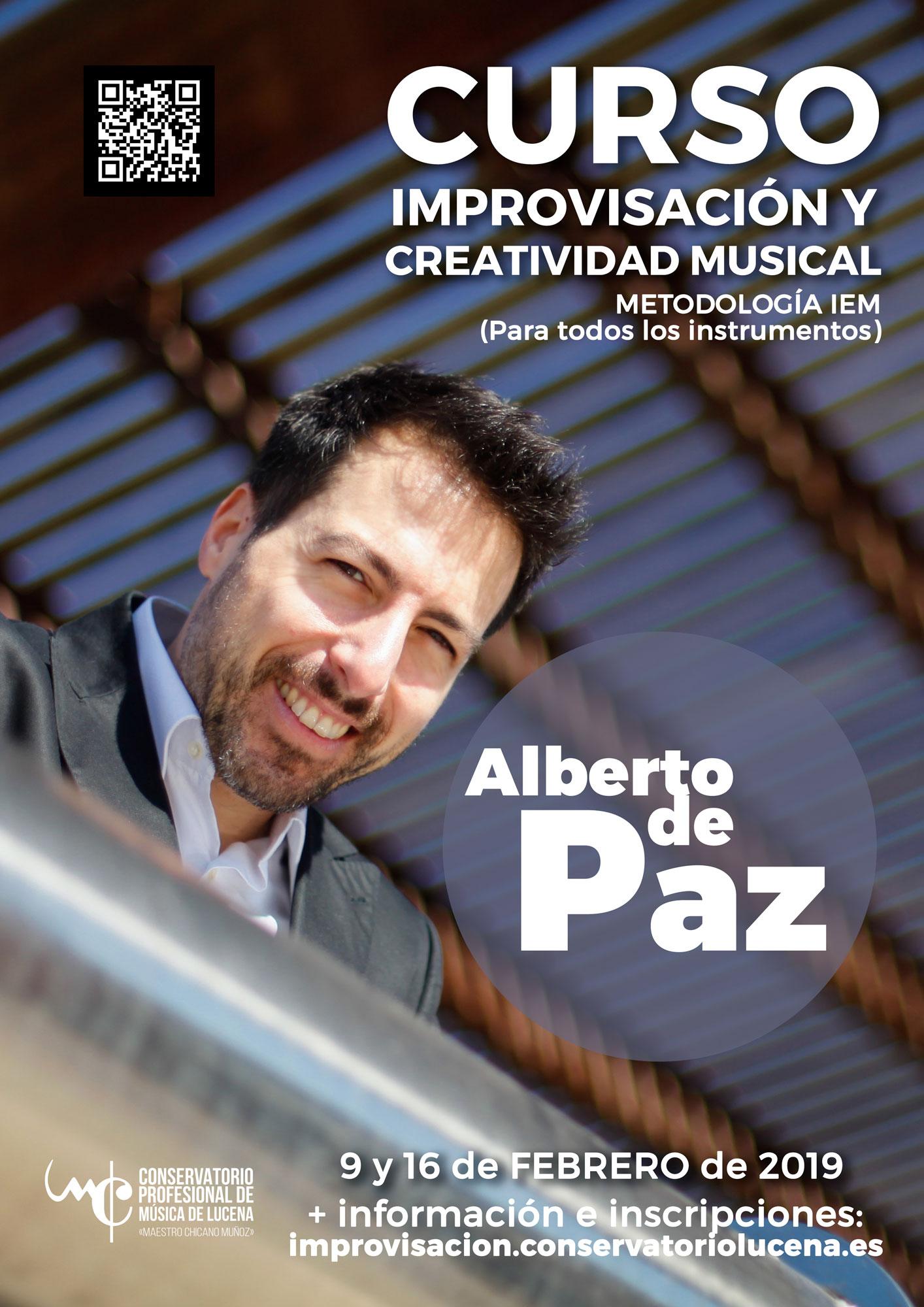 Curso de improvisación y creatividad musical