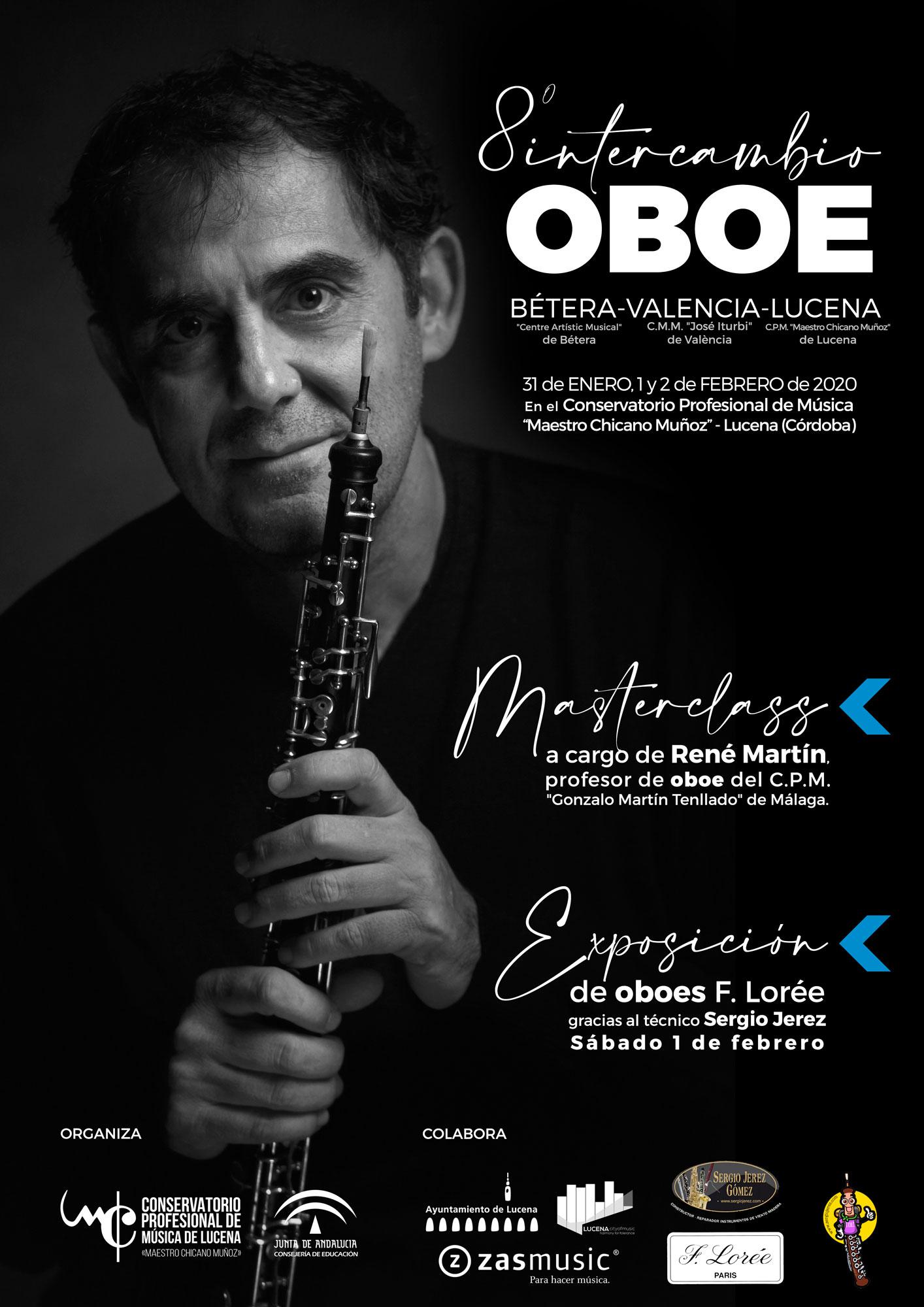 8º Intercambio de Oboe