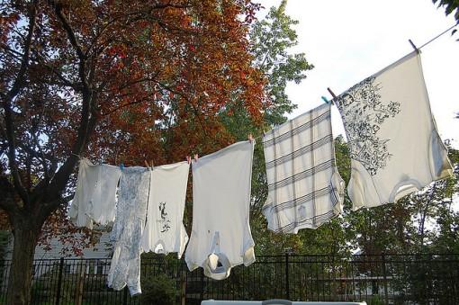 use-clothesline