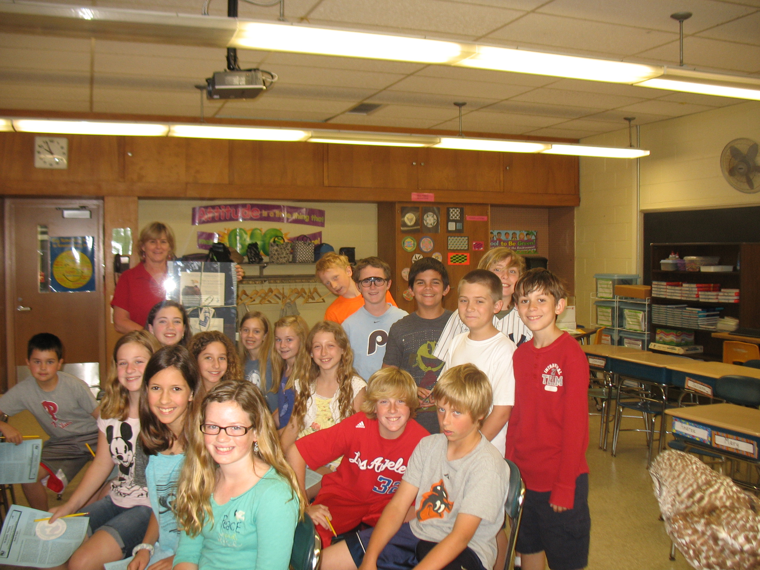 Ocean City 5th Graders Adopt A Bald Eagle Conserve