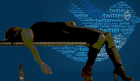 Drunken tweets
