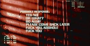 Terminator responses