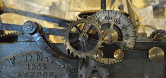 The clockwork internet
