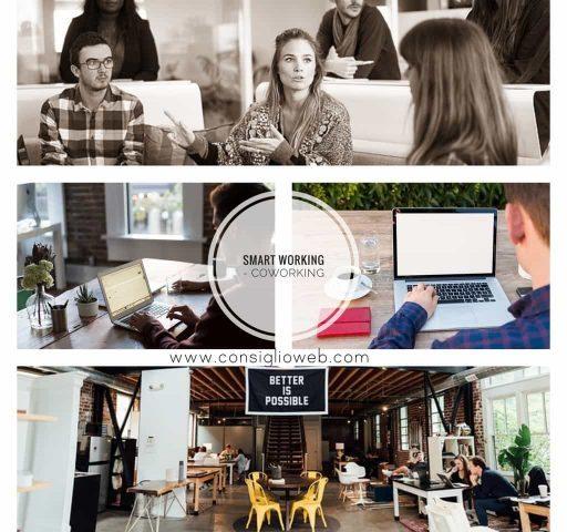 smart working - telelavoro - coworking - lavoro agile