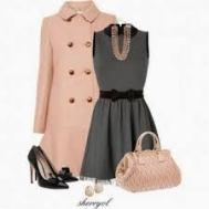 outfit vestitino bon ton
