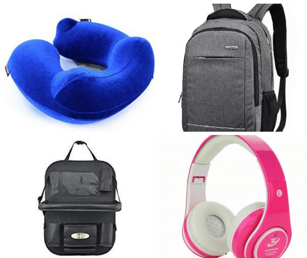 oggetti per viaggio