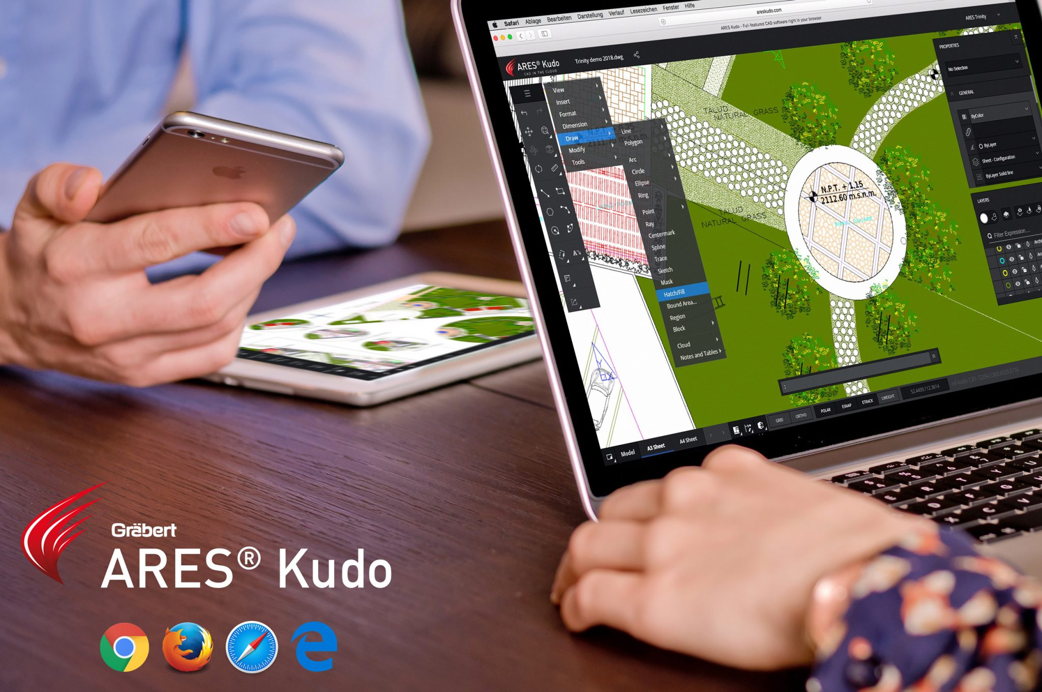 ARES-Kudo-Online-DWG-Editing for blog 12MAR19