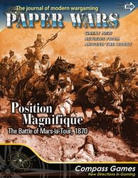 Paper Wars #81 (new from Compass Games)