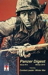 Panzer Digest #13 (new from Minden Games)