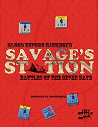 Savage's Station (new from Tiny Battle Publishing)