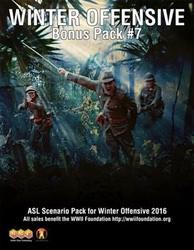 Winter Offensive Bonus Pack #7 (new from Multi-Man Publishing)
