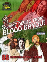 Swamp Devils from Blood Bayou (new from Tiny Battle Publishing)