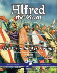 Alfred the Great (new from High Flying Dice Games)