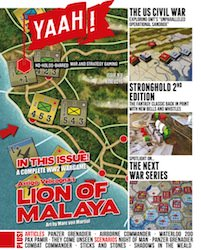 Yeah Magazine, Issue 6 (new from Flying Pig Games)