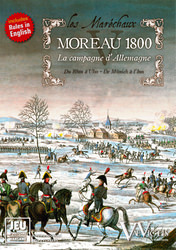 The Marshals V: Moreau 1800 (new from Vae Victis)