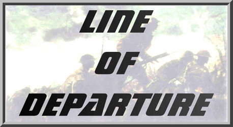 Line of Departure, 25th Anniversary Issue (new from Jim Werbaneth)