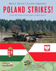 Platoon Commander: Poland Strikes! (new from Tiny Battle Publishing)