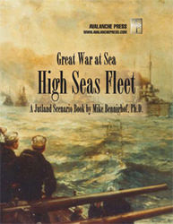 High Seas Fleet, Second Edition (new from Avalanche Press)