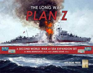 Second World War at Sea: Plan Z (new from Avalanche Press)