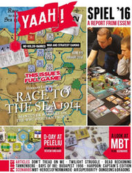 Yaah! Magazine, Issue 8 (new from High Flying Pig Games)