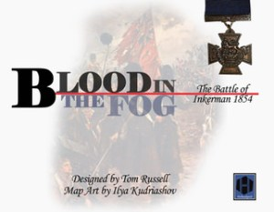 Blood in the Fog (new from Hollandspiele)