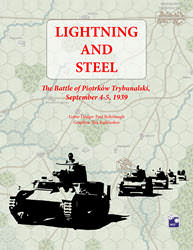 Lightning and Steel (new from High Flying Dice Games)