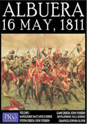 Albuera: 16 May 1811 (new from Paul Koenig Games)