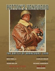 Patton's Vanguard (new from Revolution Games)