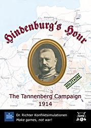 Hindenburg's Hour: The Tannenberg Campaign 1914 (new from Dr. Richter Konfliktsimulationen)