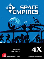 Space Empires, 3rd Printing (new from GMT Games)