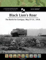 Black Lion's Roar (new from High Flying Dice Games)