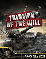 Triumph of the Will (new from Compass Games)