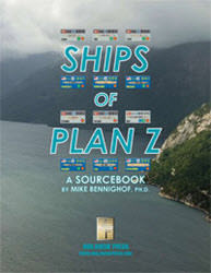 Ships of Plan Z (new from Avalanche Press)