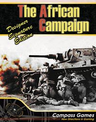 The African Campaign (new from Compass Games)