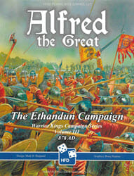Alfred the Great, Volume 3 (new from High Flying Dice Games)