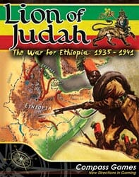 Lion of Judah (new from Compass Games)
