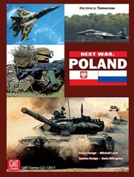 Next War: Poland (new from GMT Games)