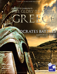 The Glory that was Greece (new from High Flying Dice Games)