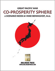 Co-Prosperity Sphere Expansion (new from Avalanche Press)