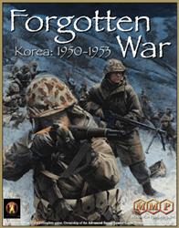 Forgotten War (new from Multi-Man Publishing)