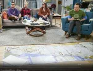 SPI's Campaign for North Africa appears on the Big Bang Theory on March 1, 2018