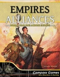 Empires and Alliances: World War One Across Europe (new from Compass Games)