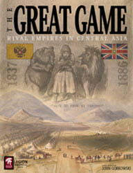 The Great Game (new from Legion Wargames)