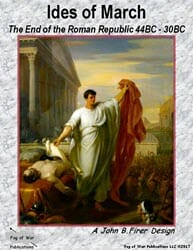 Ides of March (new from Fog of War Publications)