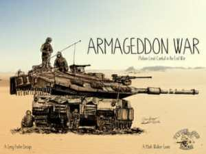 Armageddon War (new from Flying Pig Games)