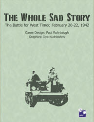 Whole Sad Story (new from High Flying Dice Games)