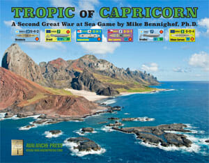 Second Great War at Sea: Tropic of Capricorn (new from Avalanche Press)