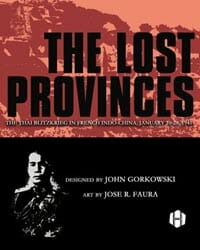 The Lost Provinces (new from Hollandspiele)