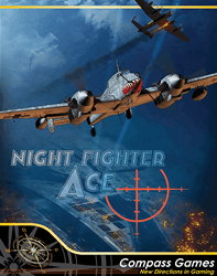 Nightfighter Ace: Air Defense Over Germany, 1943-44 (new from Compass Games)